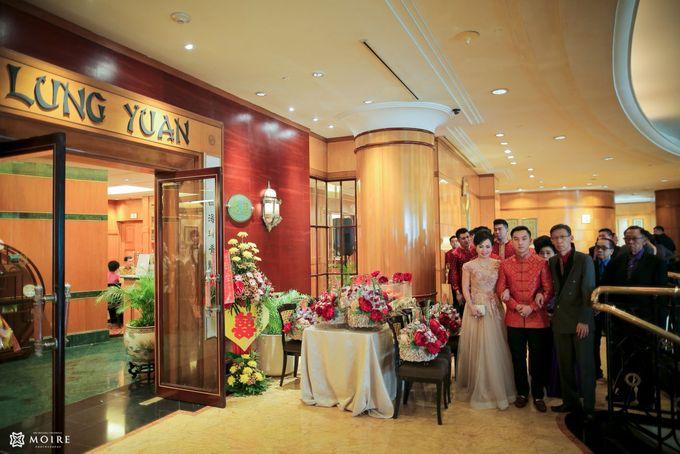 The Engagement of Olivia & Samuel by Sheraton Surabaya Hotel & Towers - 011