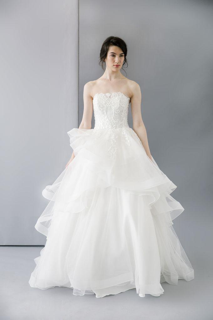 Olivia by Francis Libiran Bridal | Bridestory.com