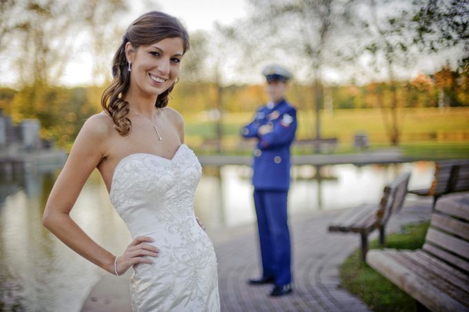 Brides and Grooms by Oak Moon Photography - 002
