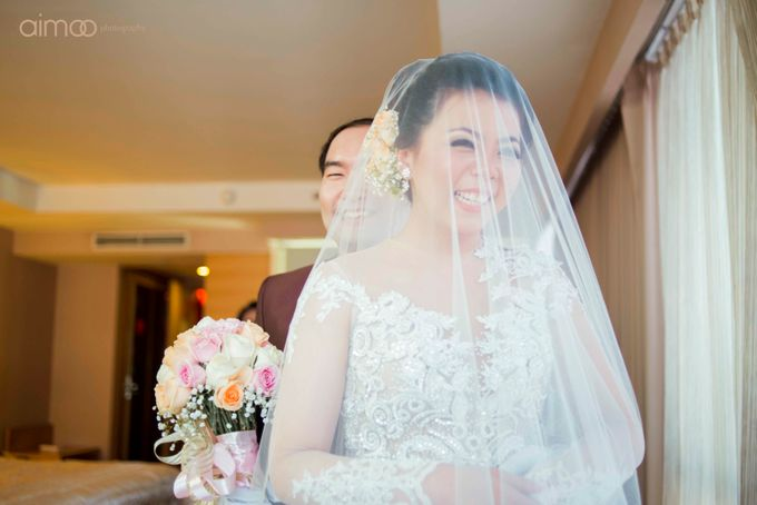 The Wedding of Robby & Selvy by Nathalia TAN Makeup Artist - 016