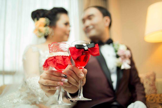 The Wedding of Robby & Selvy by Nathalia TAN Makeup Artist - 017