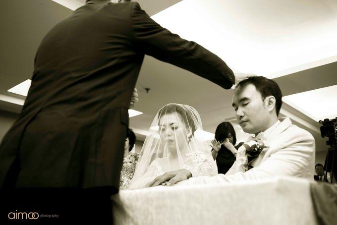 The Wedding of Robby & Selvy by Nathalia TAN Makeup Artist - 018