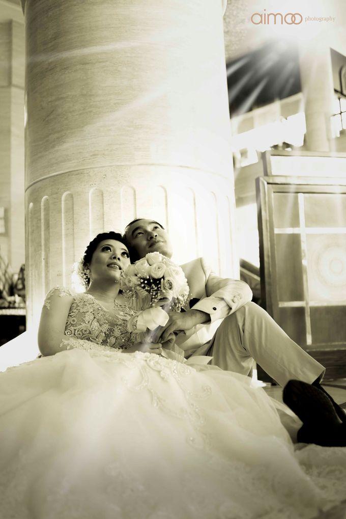 The Wedding of Robby & Selvy by Nathalia TAN Makeup Artist - 020