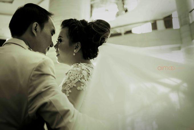 The Wedding of Robby & Selvy by Nathalia TAN Makeup Artist - 021