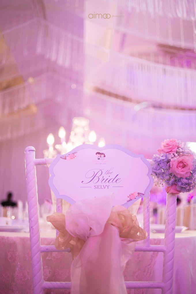 The Wedding of Robby & Selvy by Nathalia TAN Makeup Artist - 024