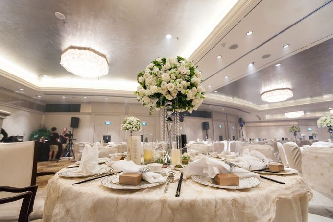 A White Wedding by Sing See Soon - 003