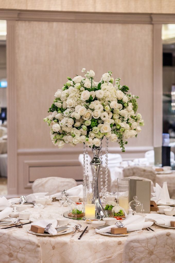A White Wedding by Sing See Soon - 006