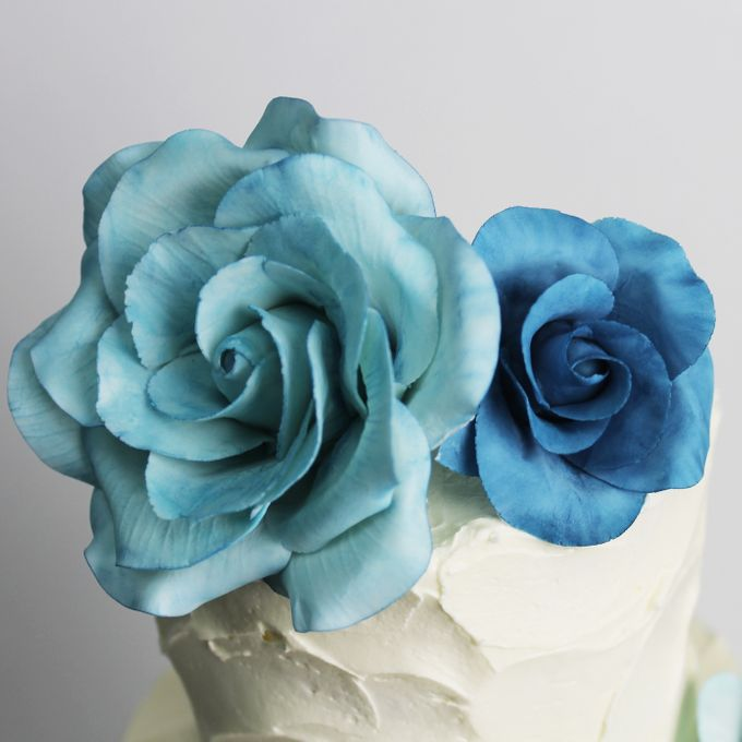 Sugar Floral with Buttercream by Carousel Moments - 005
