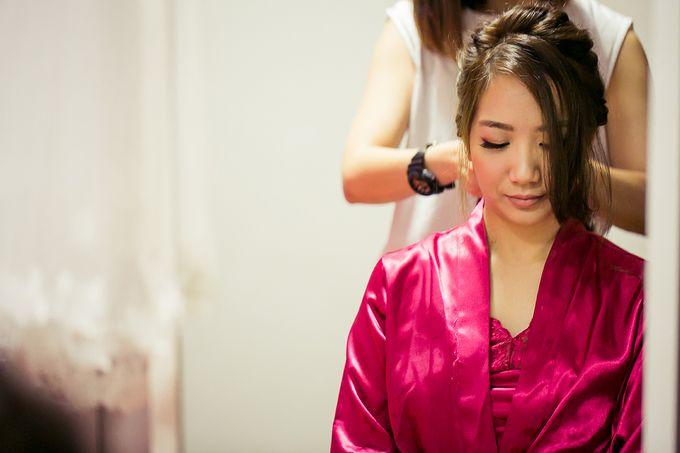 Wedding day of Jackson & Wen Xia by Odelia Bridal - 001