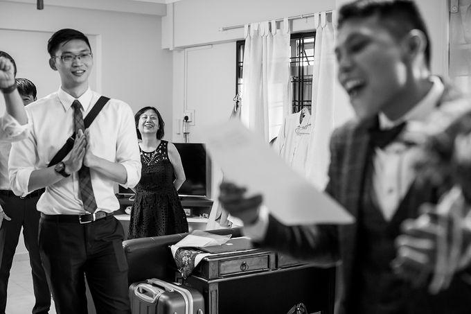 Wedding day of Jackson & Wen Xia by Odelia Bridal - 012