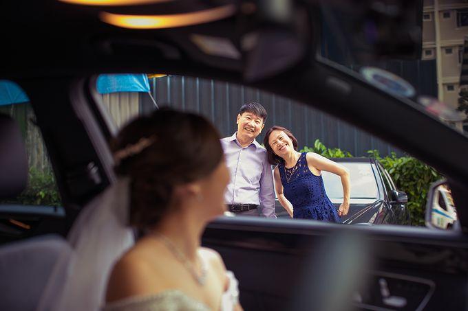 Wedding day of Jackson & Wen Xia by Odelia Bridal - 015