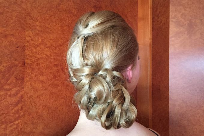 Wedding   Hair Styling by Felicia Sarwono Makeup Art - 009