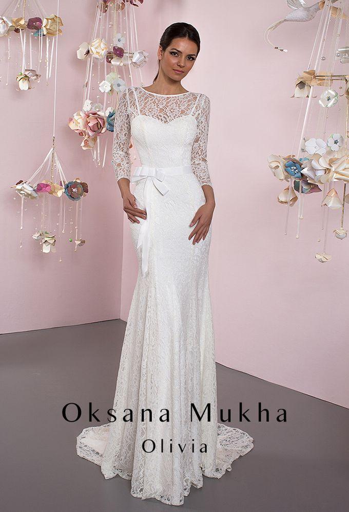 Wedding collection 2016 by OKSANA MUKHA - 024