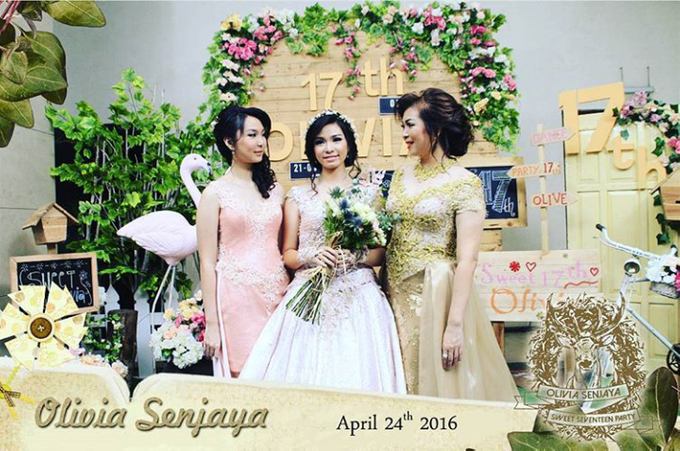 Sweet Seventeen Olivia Senjaya by Dream High Music Entertainment - 012