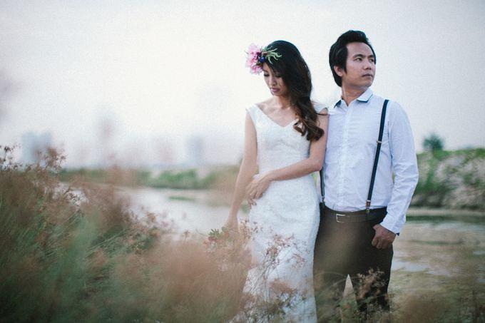 Pre wedding by Omelett3 Studio - 002