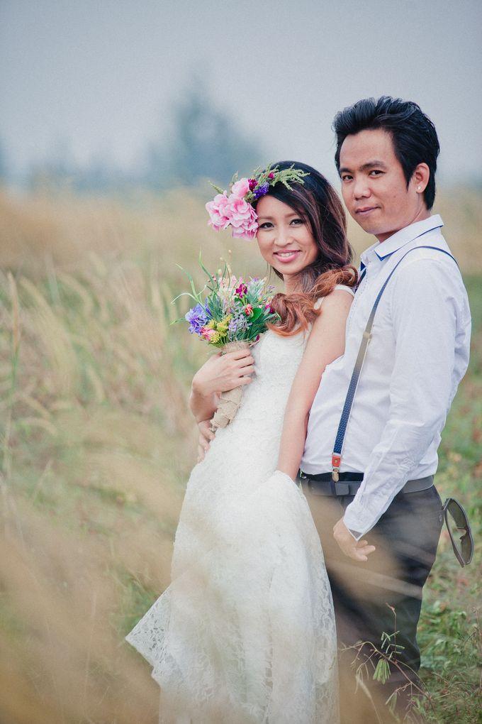 Pre wedding by Omelett3 Studio - 003