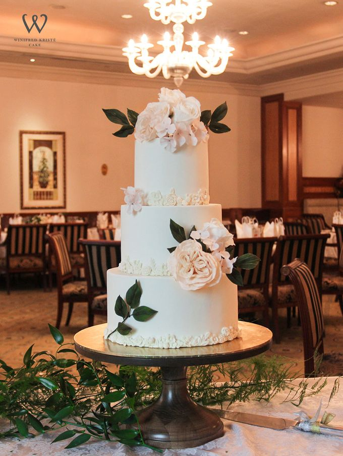 Clients wedding cakes by Winifred Kristé Cake - 017