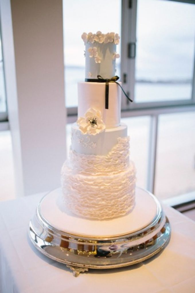 Wedding Cakes in the Hunter Valley by Project Cake - 009