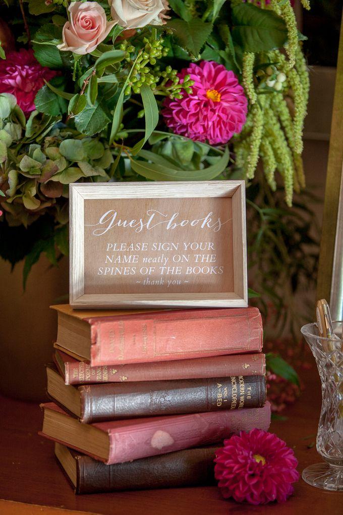 Jenn & Chris' Wedding at Chateau Wyuna by One Wedding Wish - 019