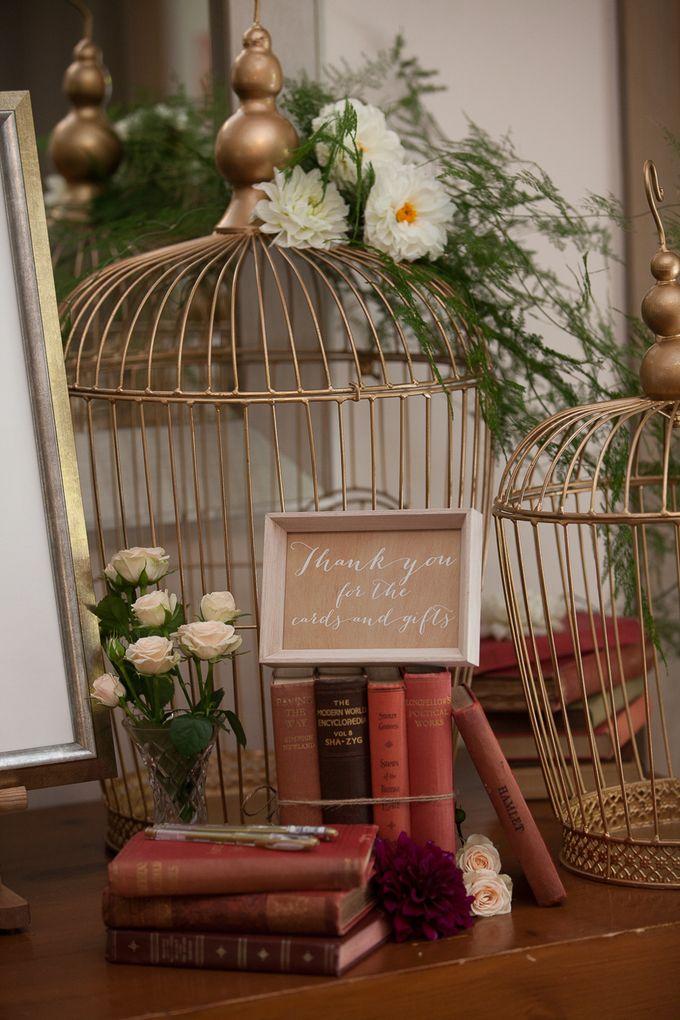 Jenn & Chris' Wedding at Chateau Wyuna by One Wedding Wish - 021
