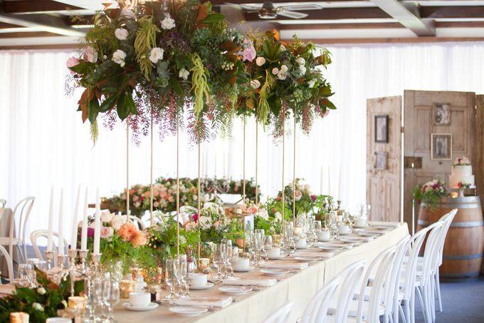Jenn & Chris' Wedding at Chateau Wyuna by One Wedding Wish - 008