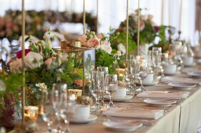 Jenn & Chris' Wedding at Chateau Wyuna by One Wedding Wish - 009