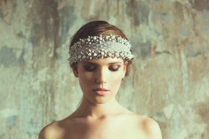 Millinery Collection by Alana Aoun - 011