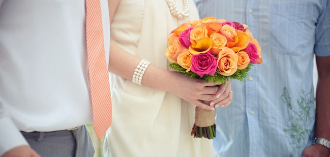 Bridal Bouquets by The Olive 3 (S) Pte Ltd - 010