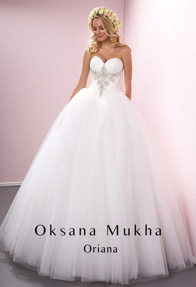Preview Wedding Collection 2017 by OKSANA MUKHA - 030
