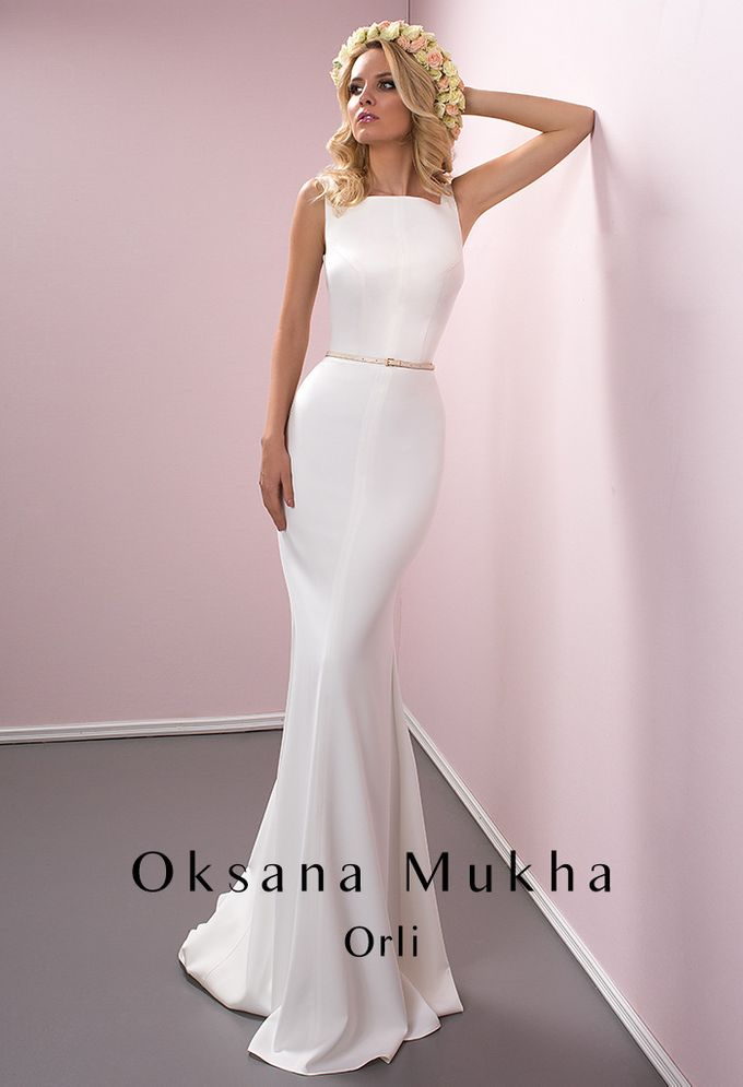Preview Wedding Collection 2017 by OKSANA MUKHA - 031