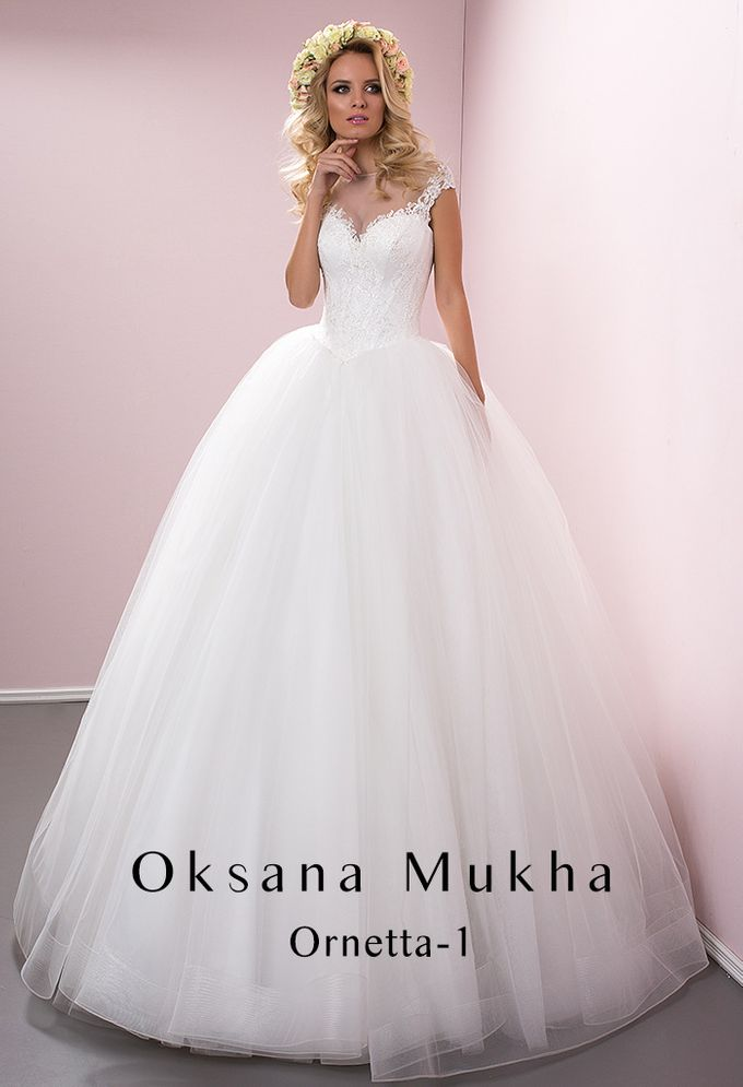 Preview Wedding Collection 2017 by OKSANA MUKHA - 032