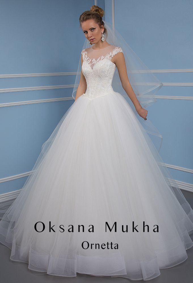 Wedding collection 2016 by OKSANA MUKHA - 025
