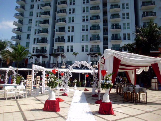 Venue Wedding in Marbella Suites Bandung by Marbella Suites Bandung Hotel - 002