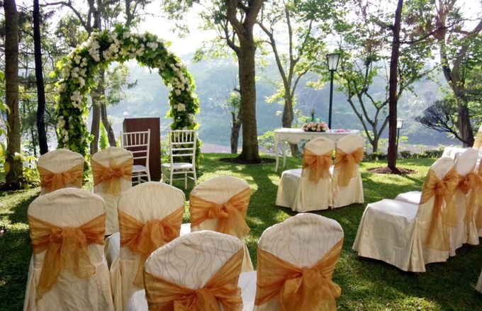Wedding Decoration by MASON PINE HOTEL - 001