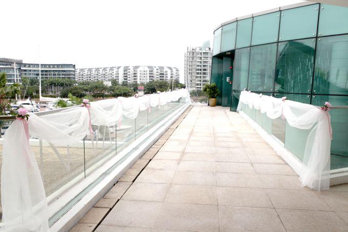 NOVA Room Solemnization by ONE°15 Marina Sentosa Cove, Singapore - 006