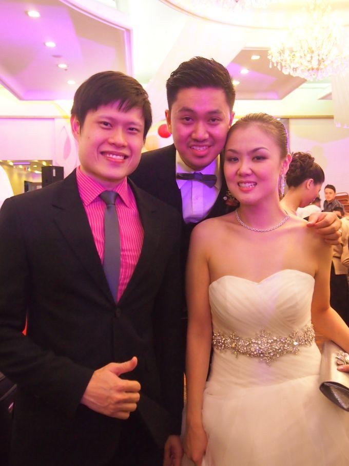 Sharner and Bianca Tan Wedding by Jeffrey Yu - Wedding Host / Wedding Emcee - 001