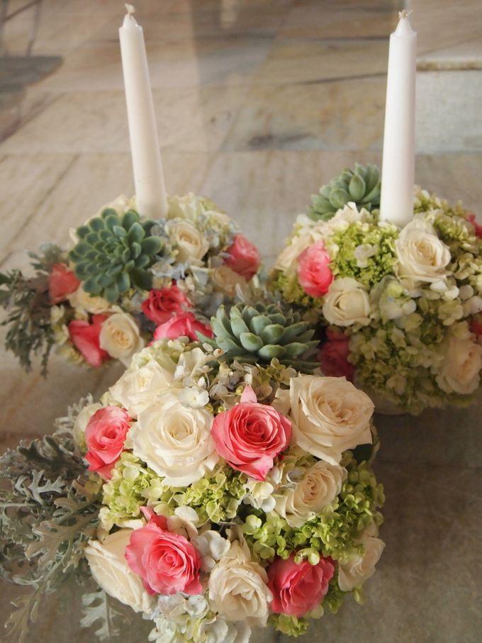church decoration by Sweetbella Florist & Decoration - 008