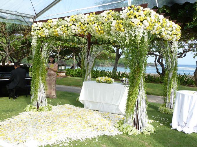 Tropical Sea - Adenan & Angeline by Puri Amanda Flower Boutique - 004