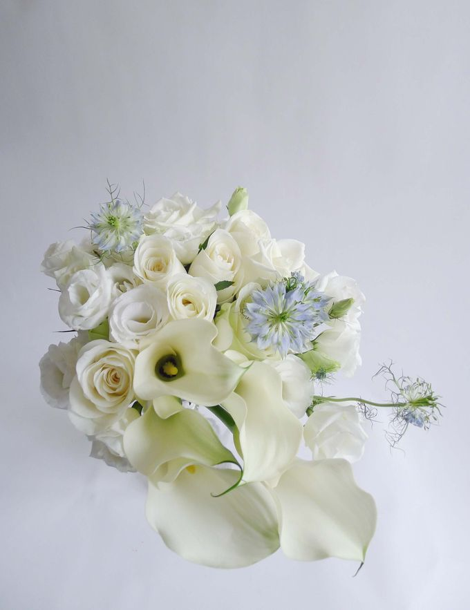 Bridal Bouquets by One Olive - 018