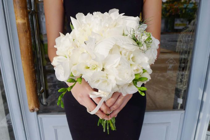 Bridal Bouquets by One Olive - 019