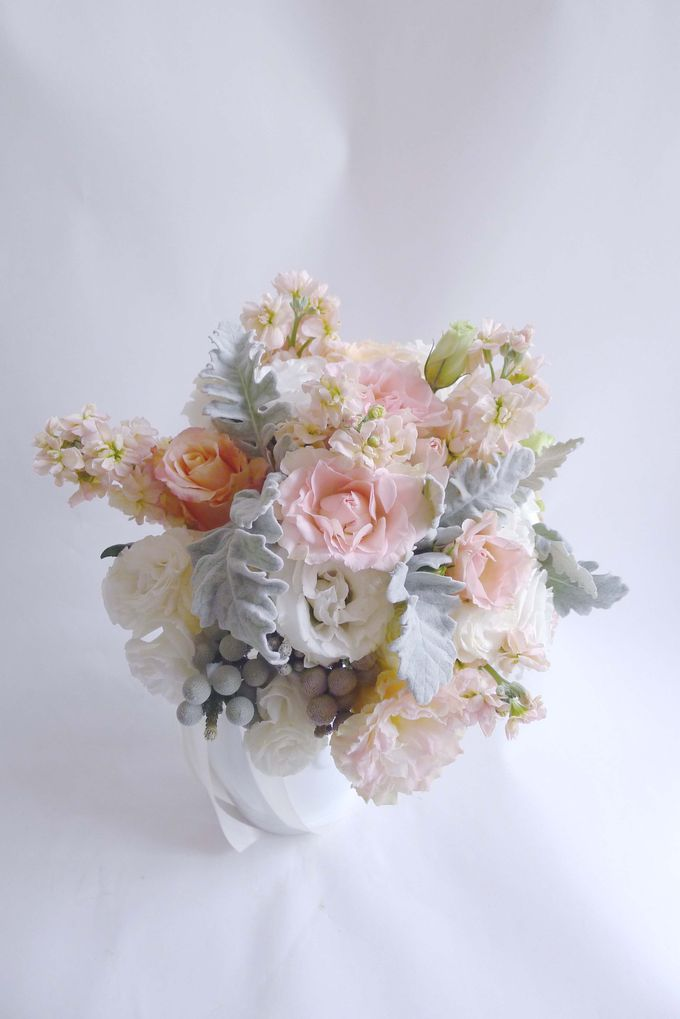 Bridal Bouquets by One Olive - 022