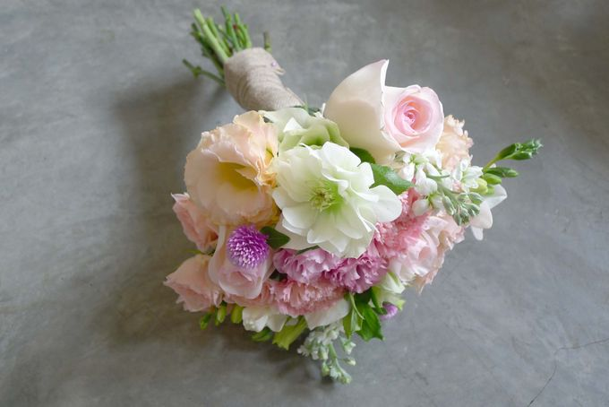 Bridal Bouquets by One Olive - 023