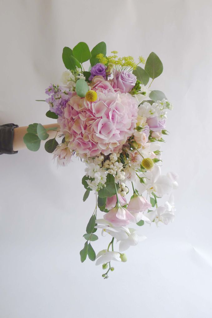 Bridal Bouquets by One Olive - 024