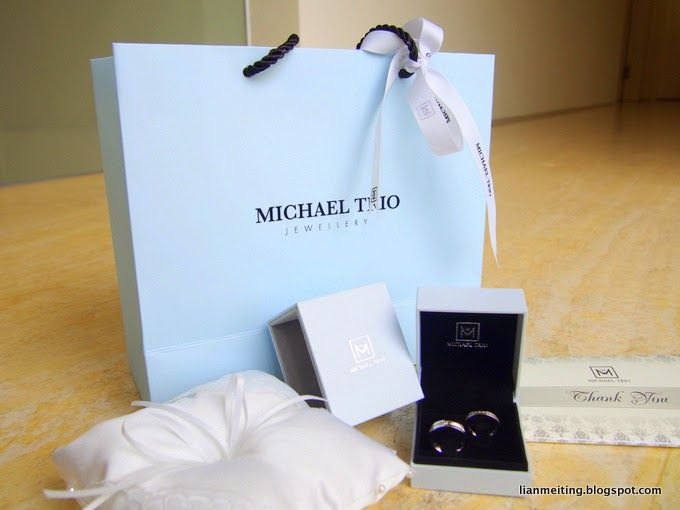 MT Wedding Bands by Michael Trio - 038
