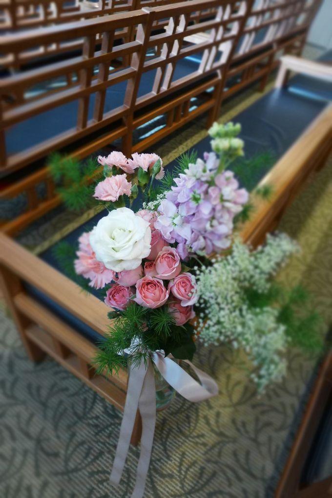 Sweet Pastel Matrimony by One Olive - 001