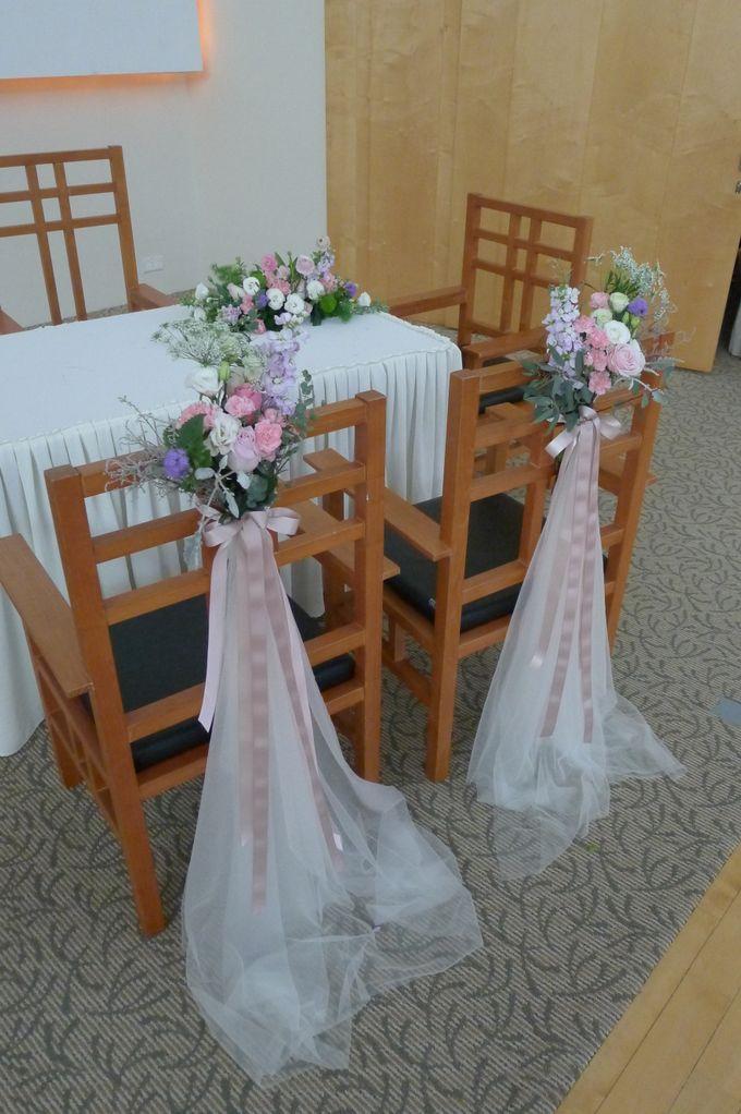 Sweet Pastel Matrimony by One Olive - 004
