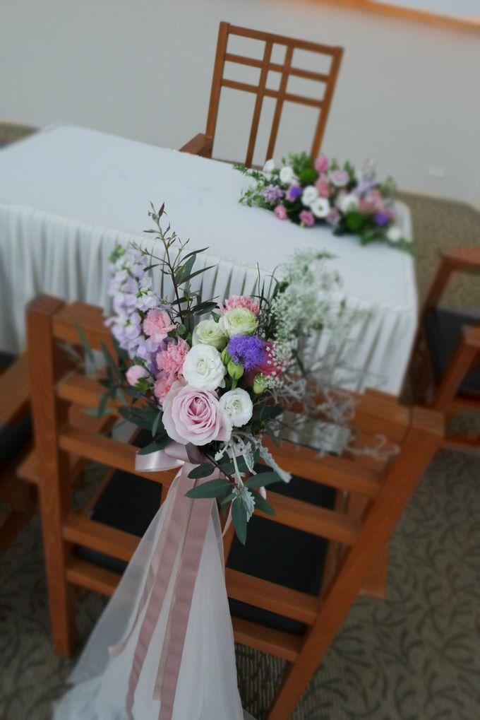 Sweet Pastel Matrimony by One Olive - 005