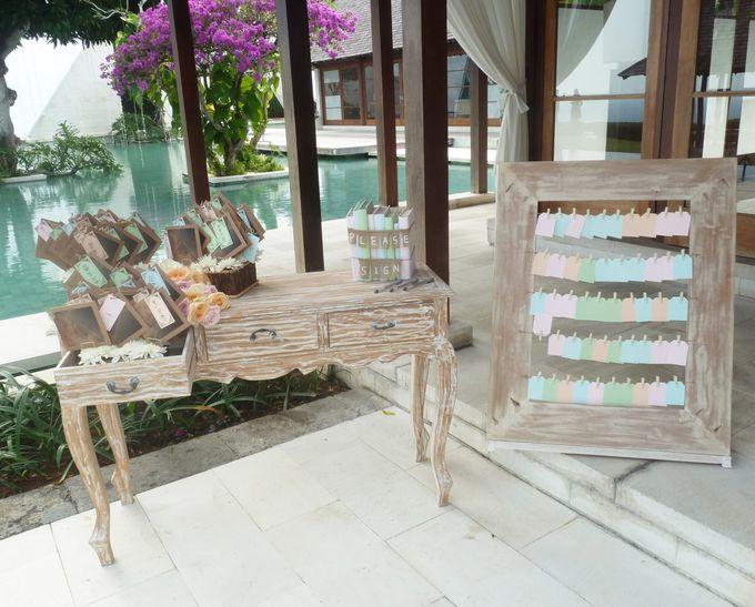 Rustic Pieces by Puri Amanda Flower Boutique - 005
