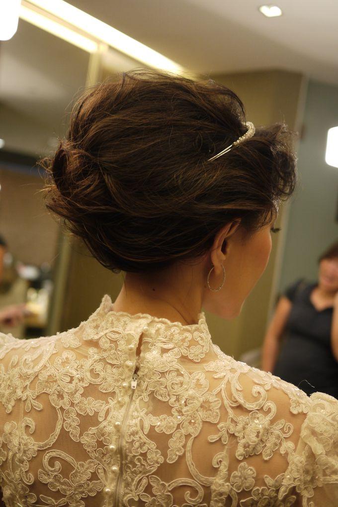 Wedding Make-up & Hairstyle by SueLim & artmakeup - 011