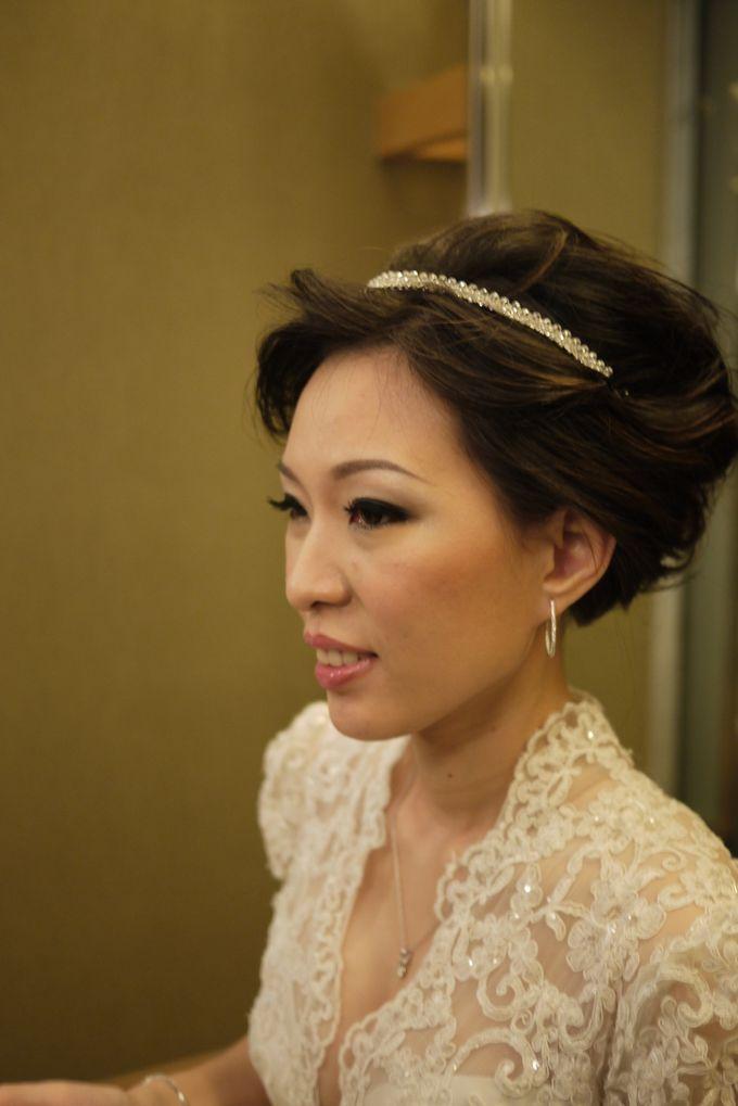 Wedding Make-up & Hairstyle by SueLim & artmakeup - 012